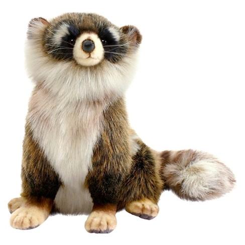 Hansa Young Raccoon Plush Toy - image 1 of 1