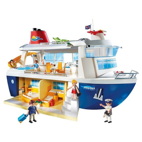 Playmobil Playset Playset Playmobil Ship Ship Playmobil Cruise Cruise SpzLqUMVG