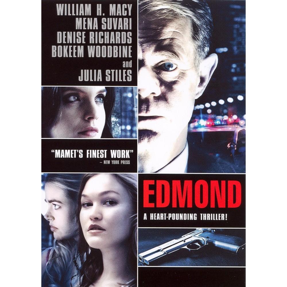Edmond (Dvd), Movies
