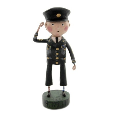 """Lori Mitchell 6.5"""" Proud To Serve Patriotic Armed Forces Army  -  Decorative Figurines"""