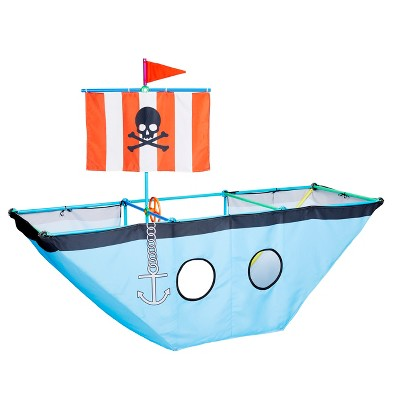 Antsy Pants Build & Play Kit - Pirate Ship