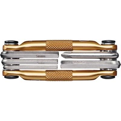 Crank Brothers Multi-5 Bike Multi-Tool - Gold