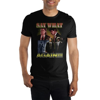 Pulp Fictions Say What Again!!! Vintage T-Shirt