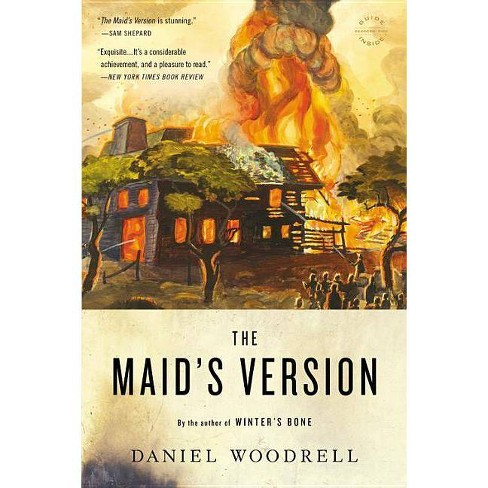 The Maid's Version - by  Daniel Woodrell (Paperback) - image 1 of 1