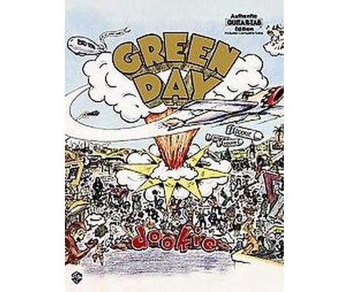 Green Day Dookie : Guitar Version (Paperback) - image 1 of 1