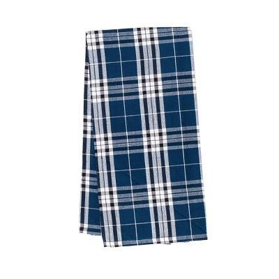 C&F Home Max Plaid Cotton Woven Kitchen Towel