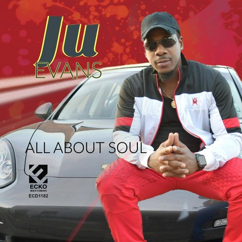 Evans Ju - All About Soul (CD) - image 1 of 1