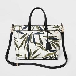 Large Satchel Handbag - A New Day™