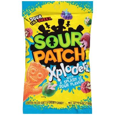 Gummy Candies: Sour Patch Kids Xploderz