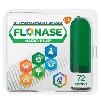 Flonase Allergy Relief Nasal Spray - Fluticasone Propionate