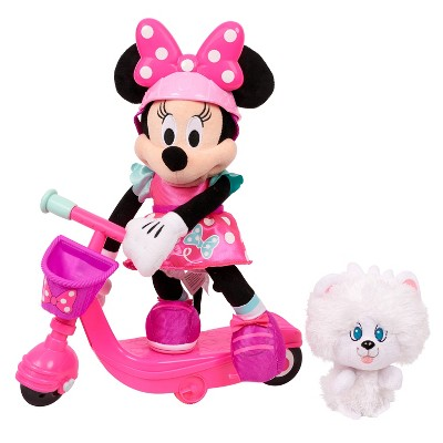 Disney Junior Minnie Sing & Spin Scooter Minnie
