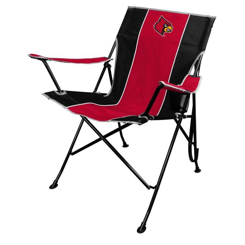 NCAA Rawlings Tailgate Folding Chair Louisville Cardinals