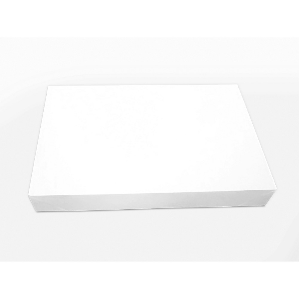 4ct Shirt Gift Box White - Wondershop, Natural White