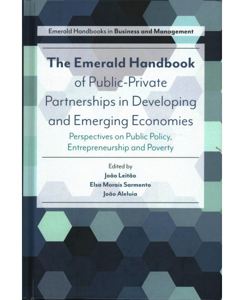 Emerald Handbook of Public-Private Partnerships in Developing and Emerging Economies : Perspectives on - image 1 of 1