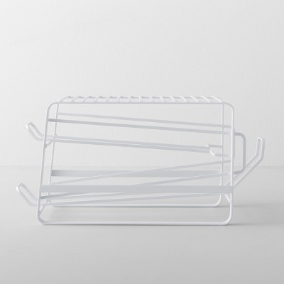Kitchen Cabinet Can Organizer White - Made By Design™