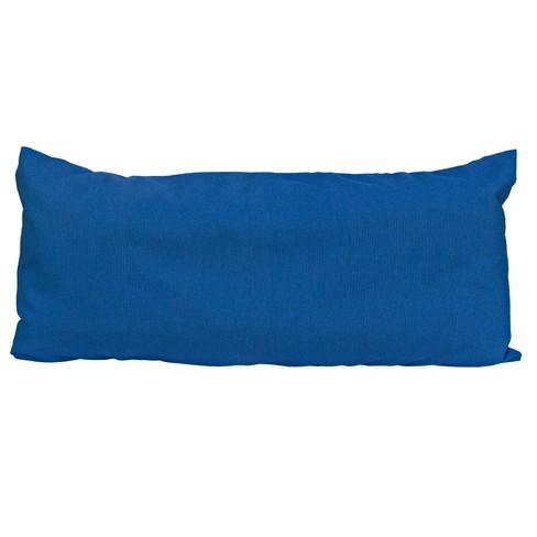 Deluxe Hammock Pillow - Blue - Algoma - image 1 of 3