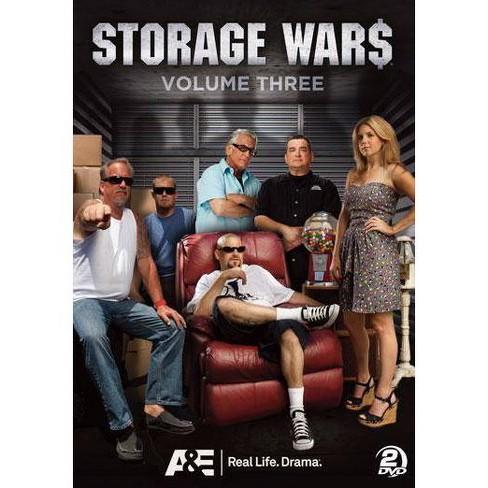 Storage Wars: Volume 3 (DVD) - image 1 of 1