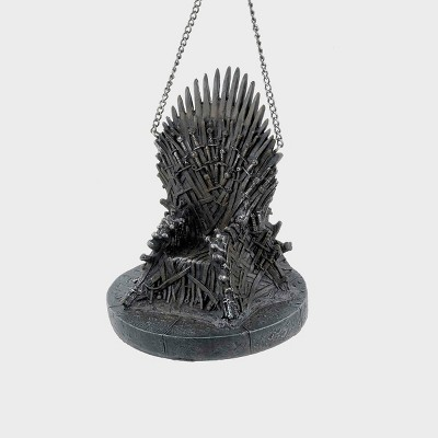Iron Throne Game Of Thrones Christmas Tree Ornament Target