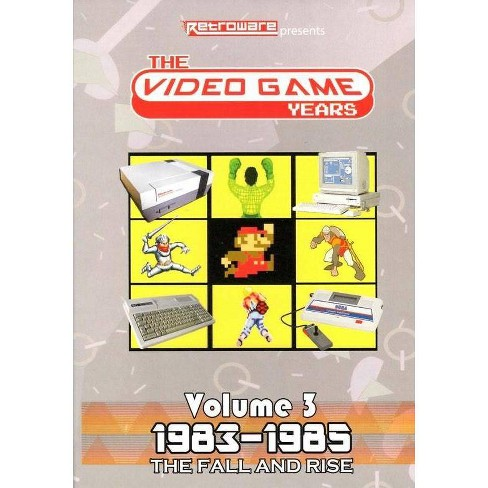 Video Game Years Volume 3: The Fall And Rise 1983-1985 (DVD) - image 1 of 1