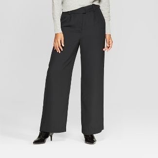 Women's Wide Leg Trouser - Prologue™ Black 2