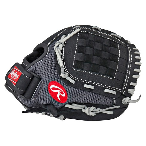 """Rawlings Mark of Pro Light Series Glove Left Hand Throw - Black/Gray (11"""") - image 1 of 2"""