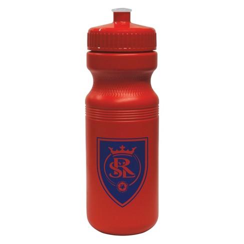 new arrivals 5c4d3 61082 MLS Real Salt Lake Squeeze Water Bottle 24oz