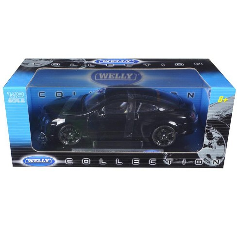 Bentley Continental Supersports Black 1/18 Diecast Car Model by Welly - image 1 of 1