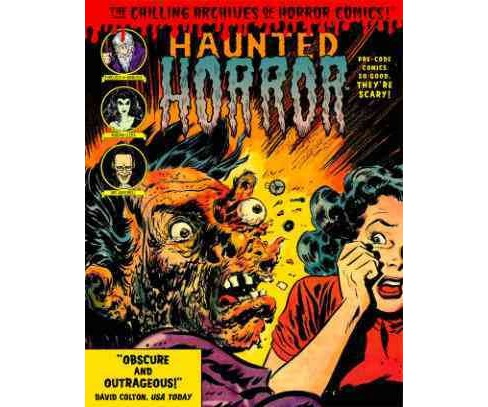 Haunted Horror (Hardcover) - image 1 of 1