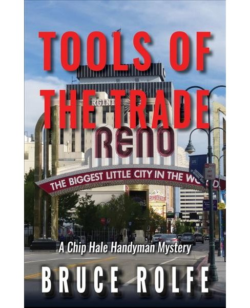 Tools of the Trade (New) (Paperback) (Bruce Rolfe) - image 1 of 1