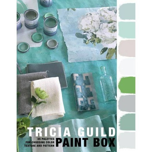 Paint Box - by  Tricia Guild (Hardcover) - image 1 of 1