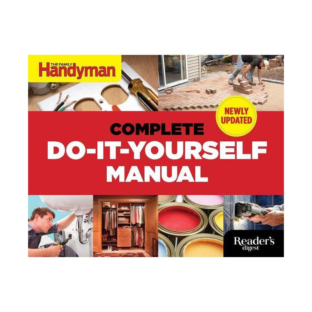 The Complete Do It Yourself Manual Hardcover
