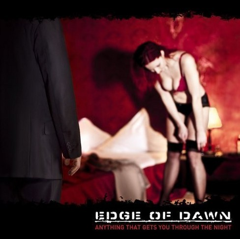 Edge of dawn - Anything that gets you through the ni (CD) - image 1 of 1