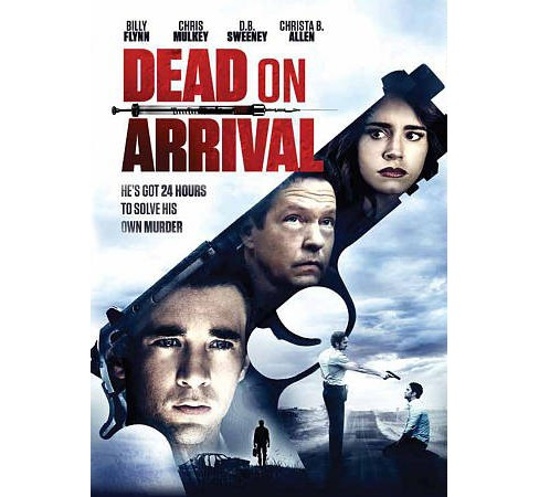 Dead On Arrival (DVD) - image 1 of 1