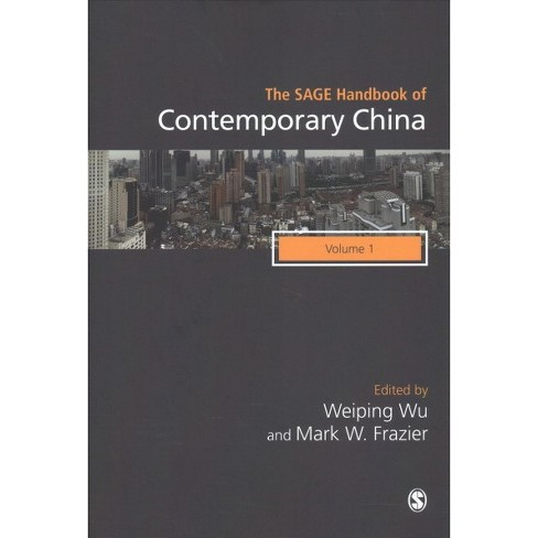 Sage Handbook of Contemporary China -  (Hardcover) - image 1 of 1