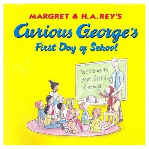 Curious George's First Day of School - image 1 of 1