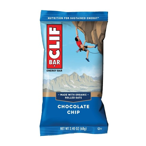 CLIF Bar Chocolate Chip Energy Bar - 1ct - image 1 of 2