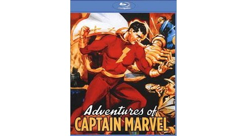 Adventures Of Captain Marvel (Blu-ray) - image 1 of 1