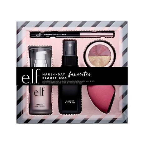 e.l.f. Haul-i-day Favorites Beauty Box - image 1 of 3