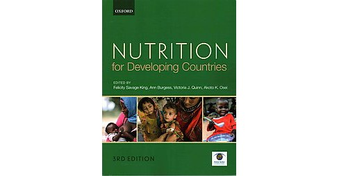 Nutrition for Developing Countries (Paperback) - image 1 of 1