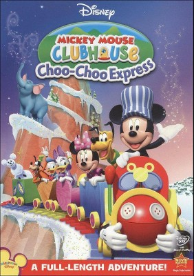 Mickey Mouse Clubhouse: Choo-Choo Express (DVD)