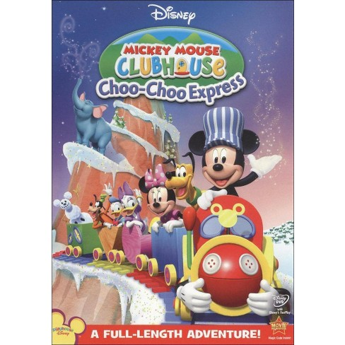 Mickey Mouse Clubhouse: Choo-Choo Express (DVD) - image 1 of 1