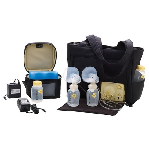Medela Pump In Style Advanced Breast Pump with On-The-Go Tote - image 1 of 6