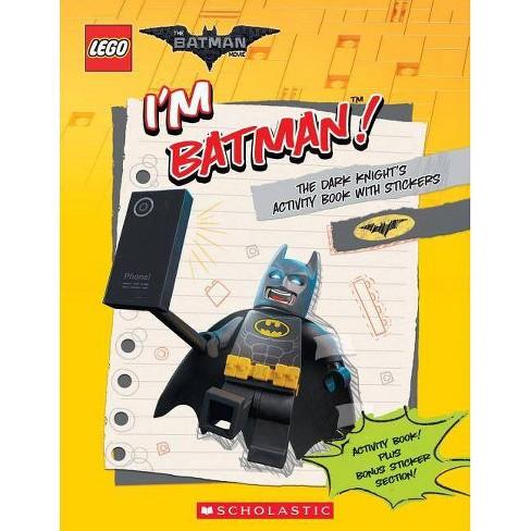 LEGO Batman Sticker 12/27/2016 - image 1 of 1