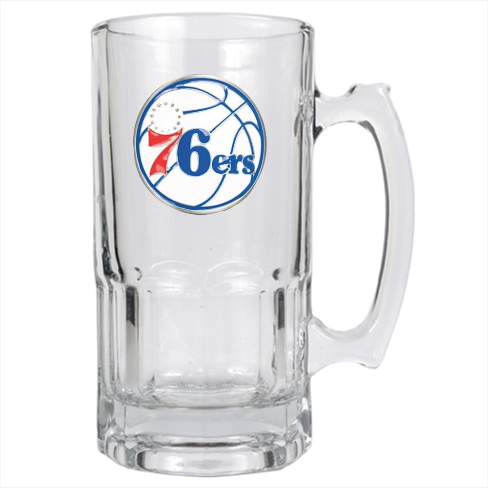 NBA Philadelphia 76ers 32oz Macho Mug