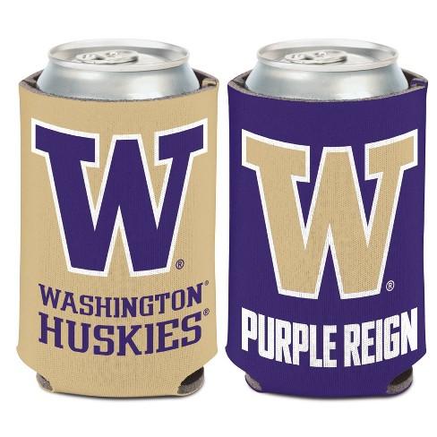 NCAA Washington Huskies Slogan Can Cooler - image 1 of 1