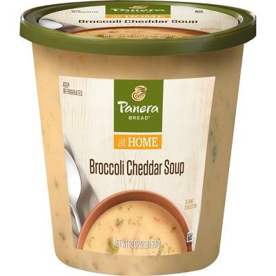 Panera Bread Soups Broccoli Cheddar Soup - 32oz