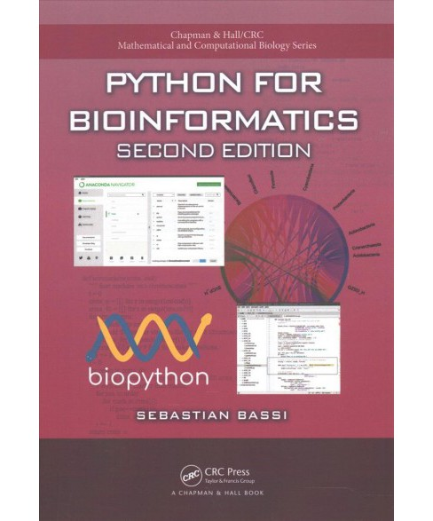 Python for Bioinformatics (Hardcover) (Sebastian Bassi) - image 1 of 1