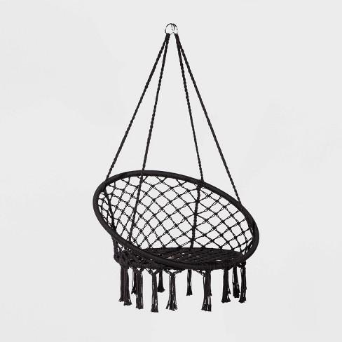 Hanging Rope Patio Hammock Chair Opalhouse Target