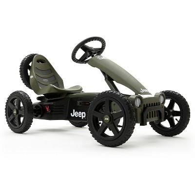 BERG Jeep Adventure pedal kart