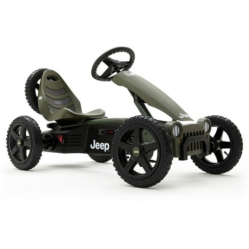 BERG Jeep Adventure pedal kart - image 1 of 4